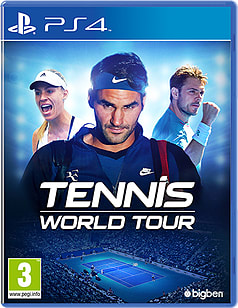 Tennis World TourPlayStation 4
