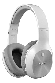 Edifier W800BT Wired And Wireless Bluetooth Headphones - WhiteAudio