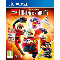 LEGO The Incredibles Mini Figurine EditionPlayStation 4