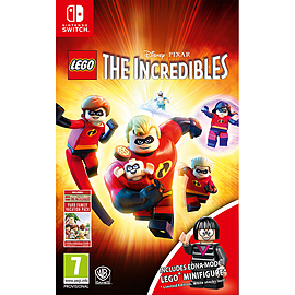 LEGO Disney/Pixar The Incredibles Mini Figurine Edition - Only at GAME