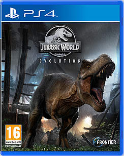 Jurassic World EvolutionPlayStation 4
