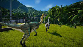 Jurassic World Evolution screen shot 1