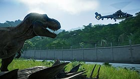 Jurassic World Evolution screen shot 2