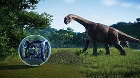 Jurassic World Evolution screen shot 4