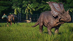 Jurassic World Evolution screen shot 8