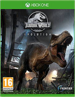 Jurassic World EvolutionXbox OneCover Art
