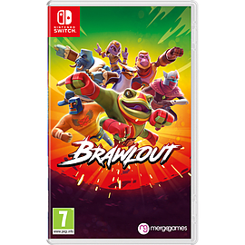 Brawlout for Switch - Preorder