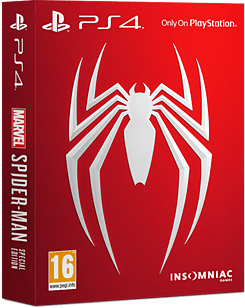 Marvel's Spider-Man Special EditionPlayStation 4