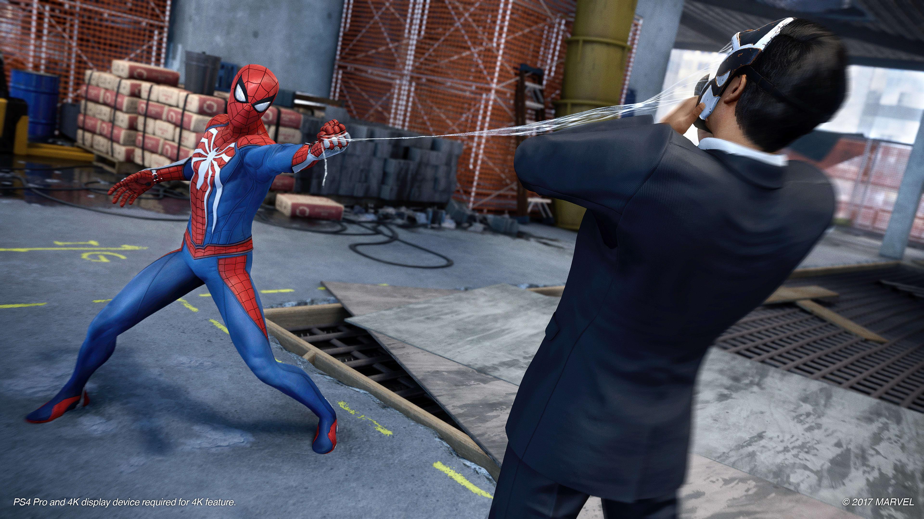 Buy Marvels Spider Man Special Edition On Playstation 4 Free Uk Ps4 Birthdays The Beginning Reg 2