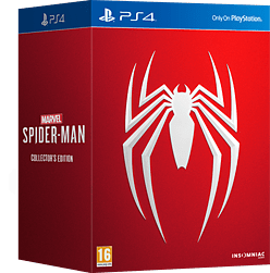 Marvel's Spider-Man Collector's Edition - Only At GAMEPlayStation 4