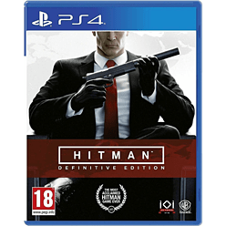 Hitman Definitive EditionPlayStation 4