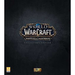 World Of Warcraft: Battle for Azeroth - Collector's EditionPC