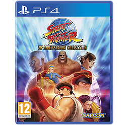 Street Fighter 30th Anniversary CollectionPlayStation 4
