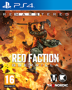 Red Faction Guerilla Re-Mars-teredPlayStation 4
