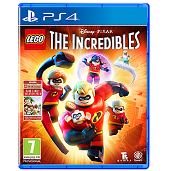 LEGO Disney/Pixar The Incredibles - Parr Family Vacation - Only at GAME