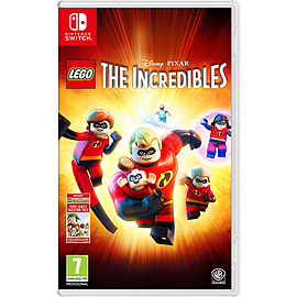 LEGO The Incredibles - Parr Family Vacation - Only at GAMESwitch