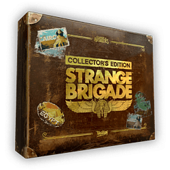 Strange Brigade Collector's EditionPlayStation 4