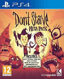 Don't Starve Mega Pack