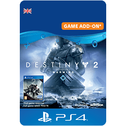 Destiny 2 - Expansion II: Warmind