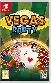 Vegas Party for Switch - Preorder
