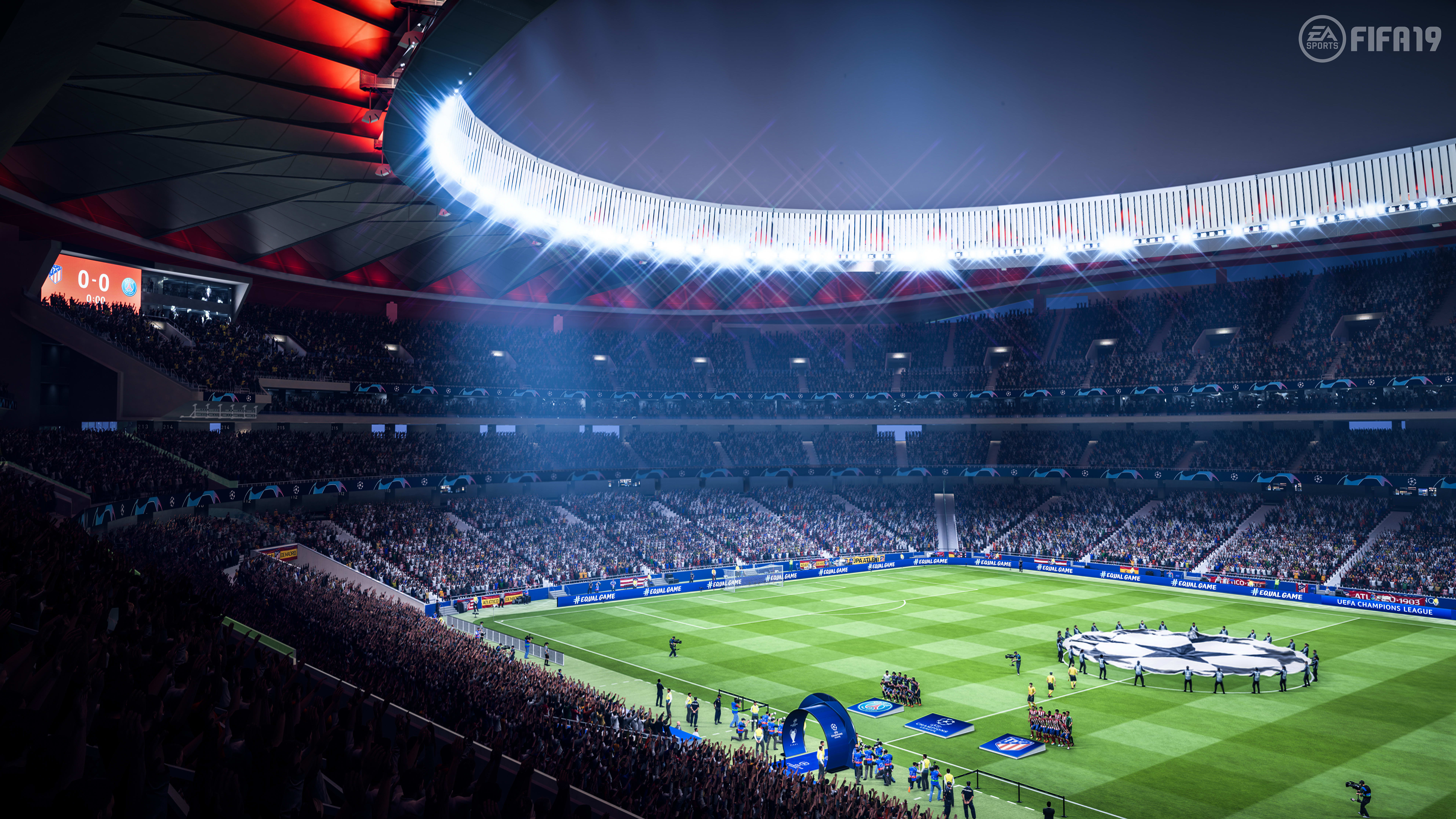 fifa 19 available on ps4 game