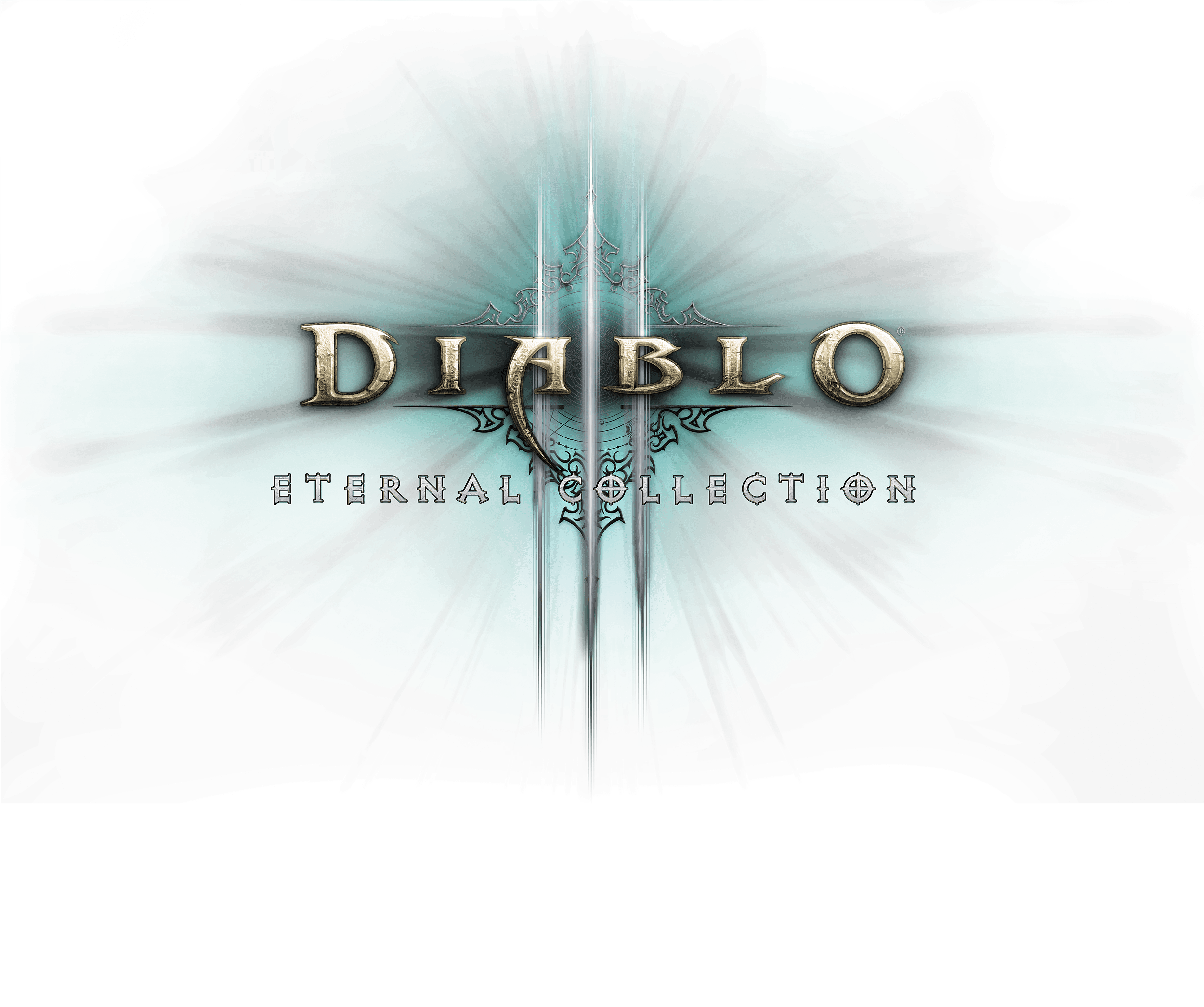 Resultado de imagem para diablo 3 eternal collection logo png