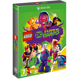 LEGO® DC Super-Villains - Mini-Fig Edition
