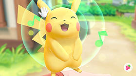 Pokémon Let's Go! Pikachu screen shot 1