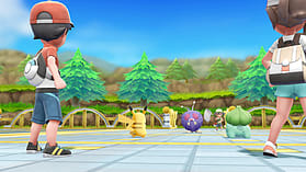 Pokémon Let's Go! Pikachu screen shot 2