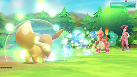Pokémon Let's Go! Pikachu screen shot 5