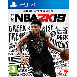 NBA 2K19 - with All Star DLC