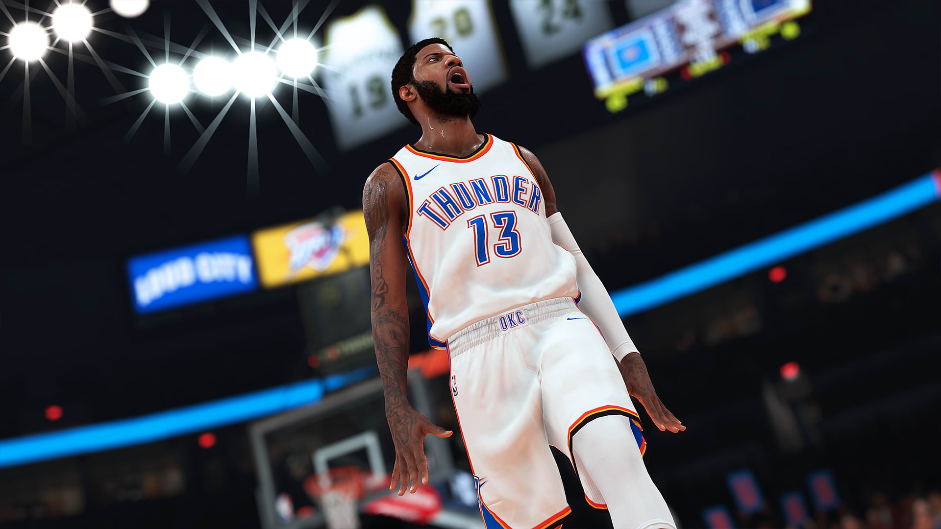 9a96c5e8dce Buy NBA 2K19 - with All Star DLC on Xbox One   GAME