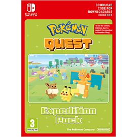Pokemon Quest - Expedition Pack