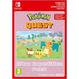 Pokemon Quest - Ultra Expedition Pack