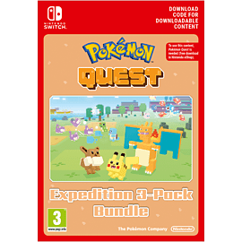 Pokemon Quest Triple - Expedition Pack