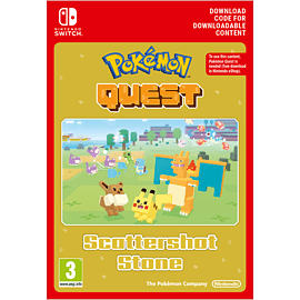 Pokemon Quest - Scattershot Stone