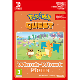 Pokemon Quest - Whack-Whack Stone