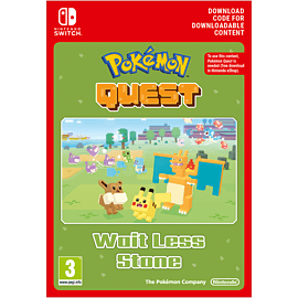 Pokemon Quest - Wait Less Stone