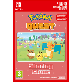 Pokemon Quest - Sharing Stone
