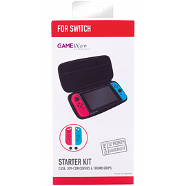 Gameware Nintendo Switch Starter Kit for Switch
