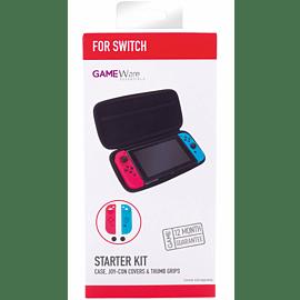 Gameware Nintendo Switch Starter Kit for Switch