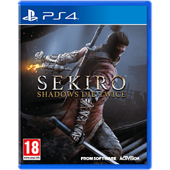 Sekiro: Shadows Die Twice Steelbook Edition With GAME Exclusive Pre-Order Content