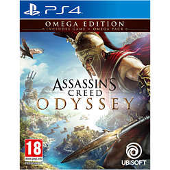 Assassin's Creed: Odyssey Omega Edition - Only at GAME