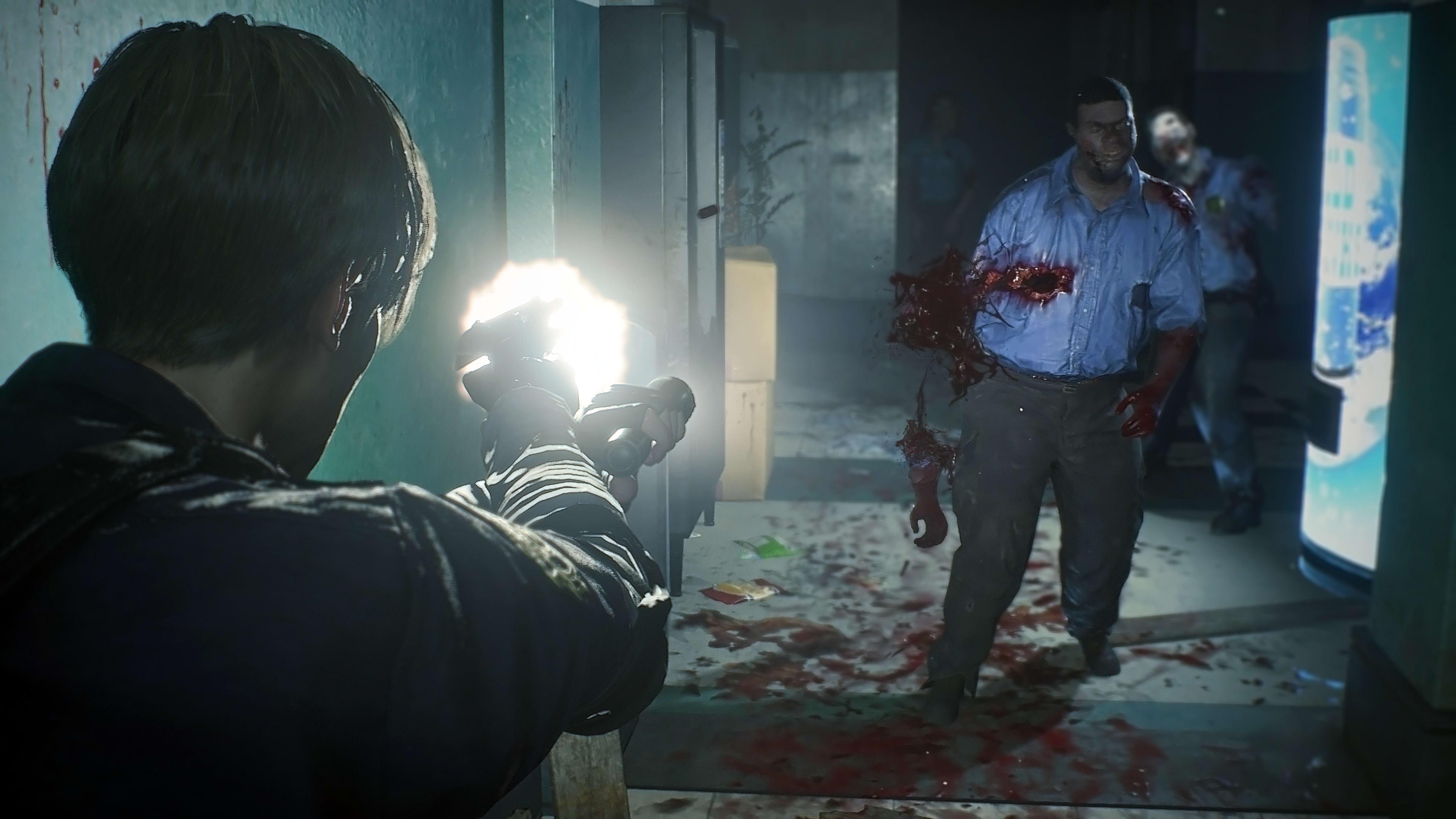 Resultado de imagen de Resident Evil 2 ps4