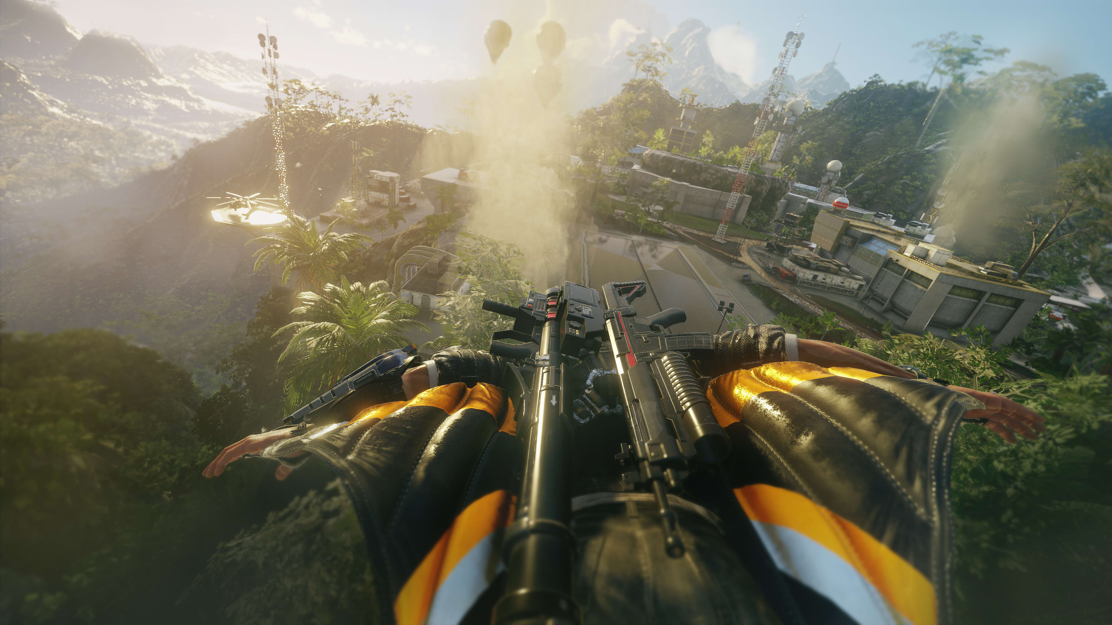 Just Cause 4 Available on PS4 ...