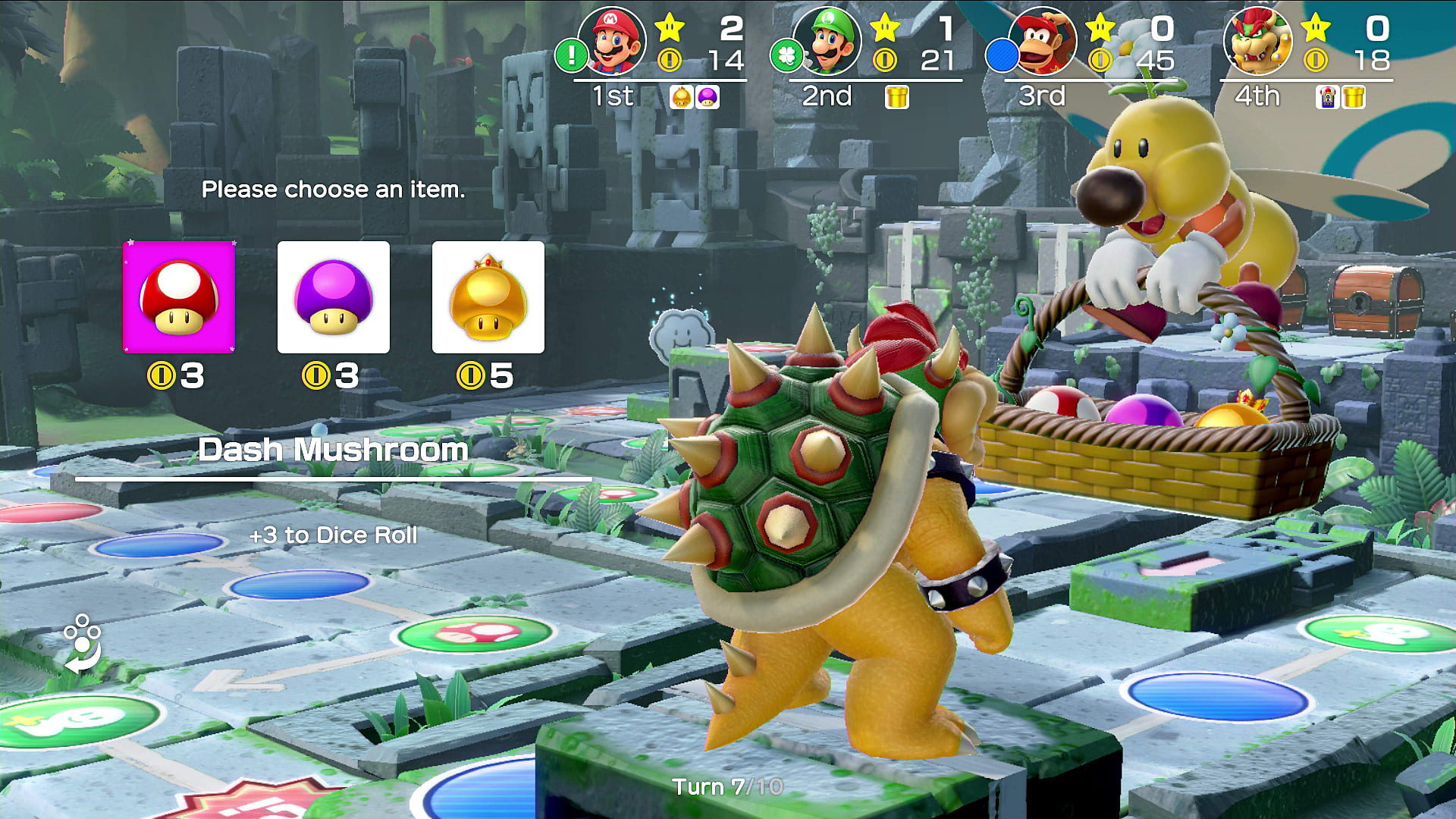 Super Mario Party Available On Switch Today Game