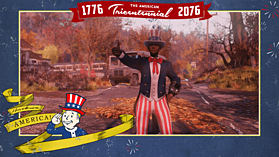 Fallout 76 Tricentennial Edition screen shot 1