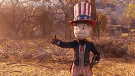 Fallout 76 Tricentennial Edition screen shot 2