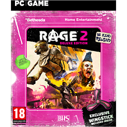 Rage 2 Wingstick Deluxe Edition - Only at GAME for PC - Preorder