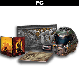 DOOM Eternal Collectors Edition - GAME Exclusive